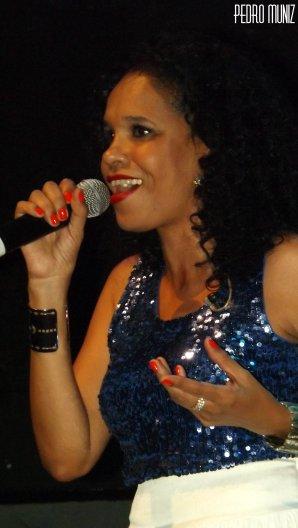 O show de Tereza Cristina encerrou a noite no Circo Voador - Foto: Pedro Muniz