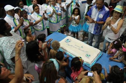 Aniversario da Academicos da Rocinha/ Foto: Ricardo Neves